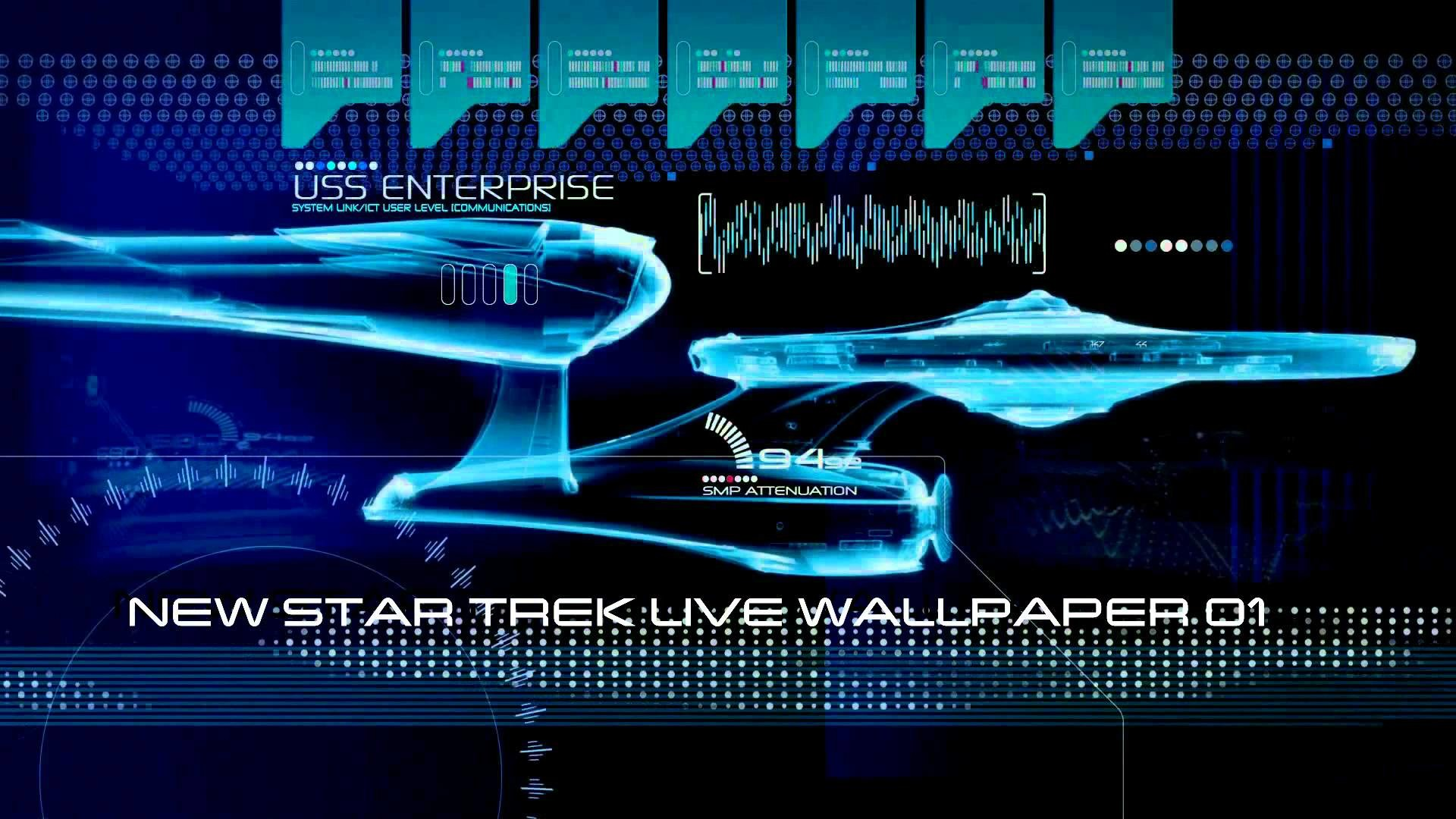 Photo Collection Animated Star Trek Wallpaper High