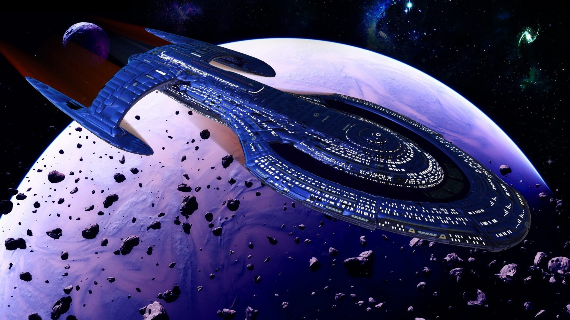 Star Trek World Wallpapers wallgemFree Download k Ultra