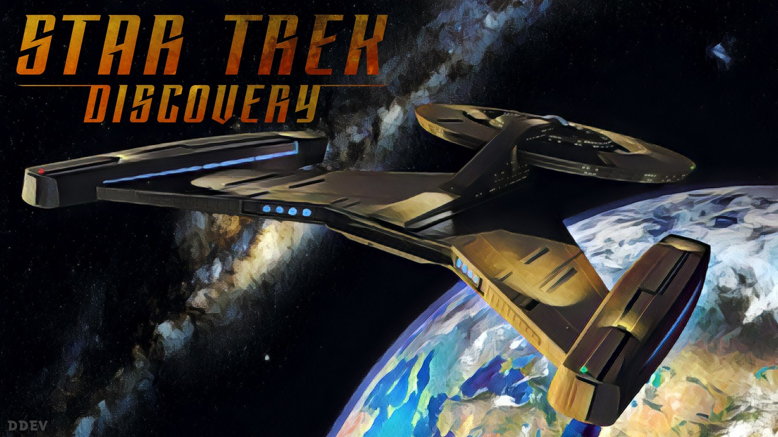 Star Trek Discovery Hd Wallpapers Images Pictures And
