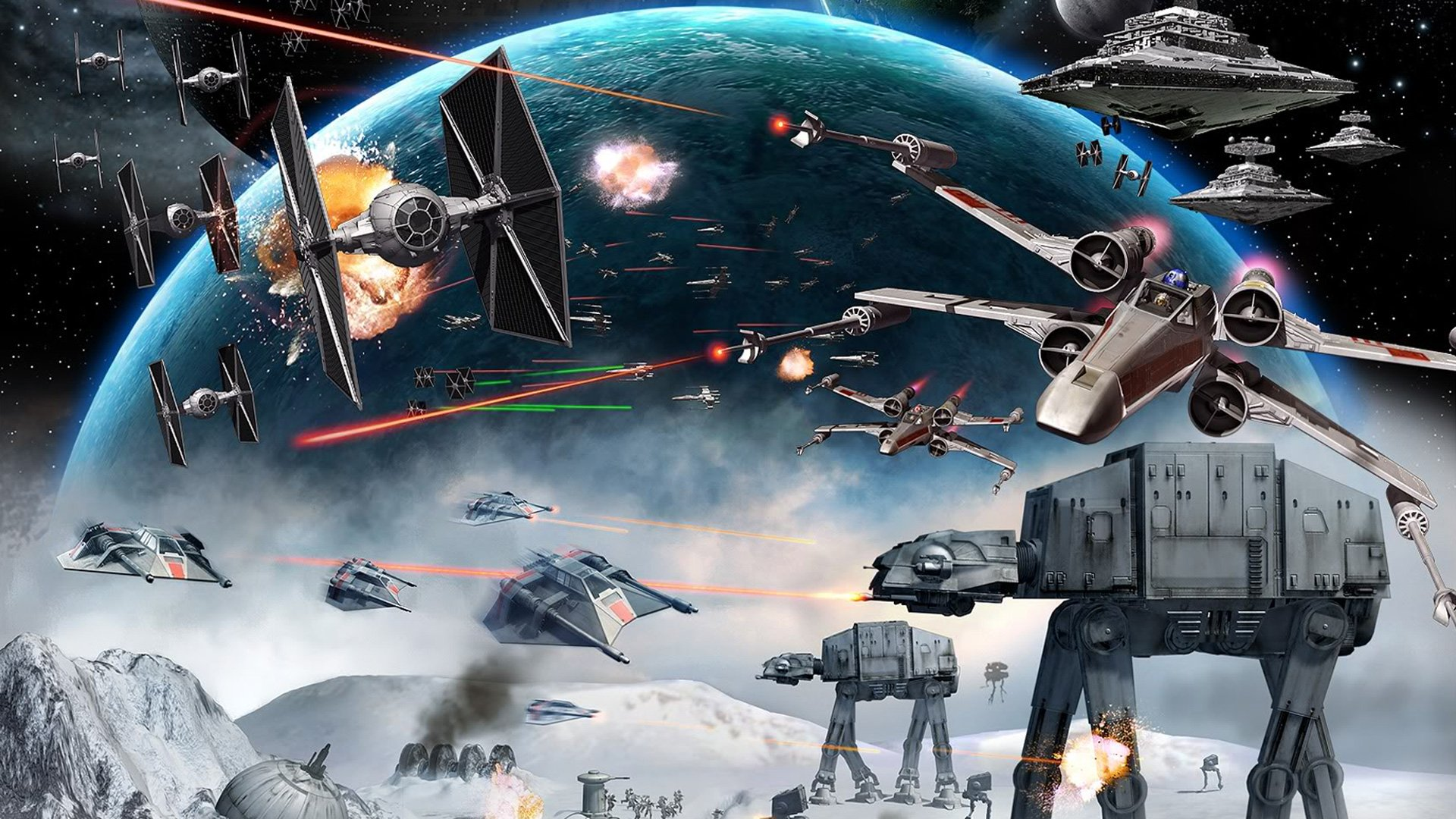 Android Star Wars Wallpapers Group 1920x1080