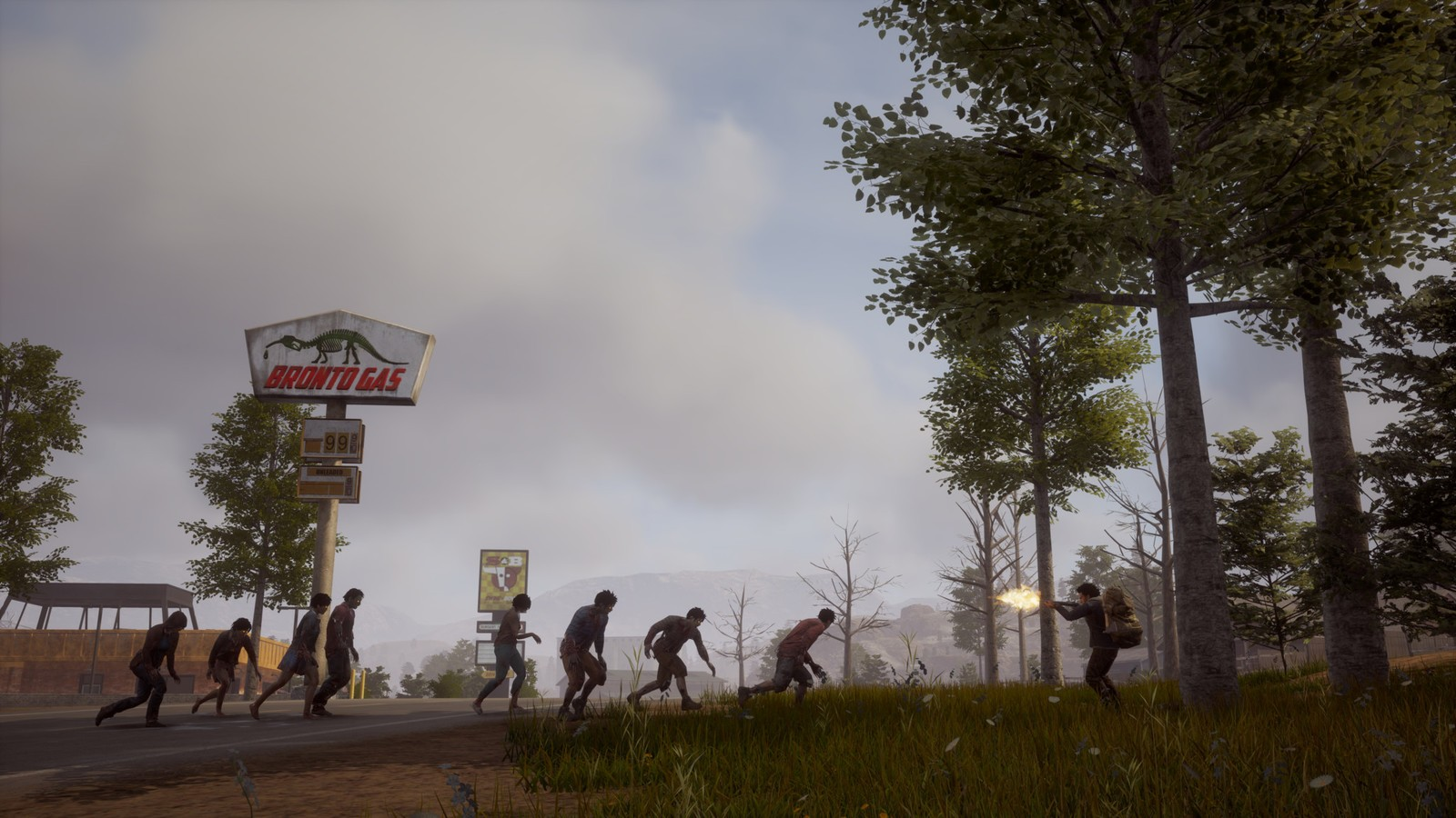 Good Morning Heres Minutes From State Of Decay  Kotaku .au