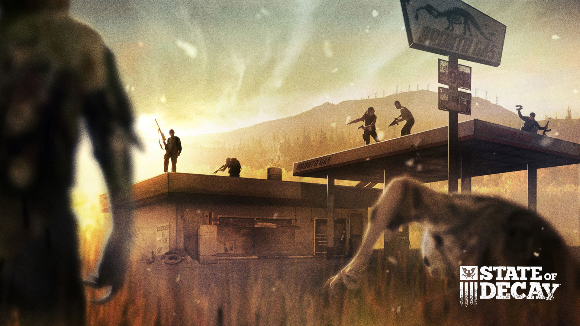 State Of Decay Wallpapers in Ultra HD