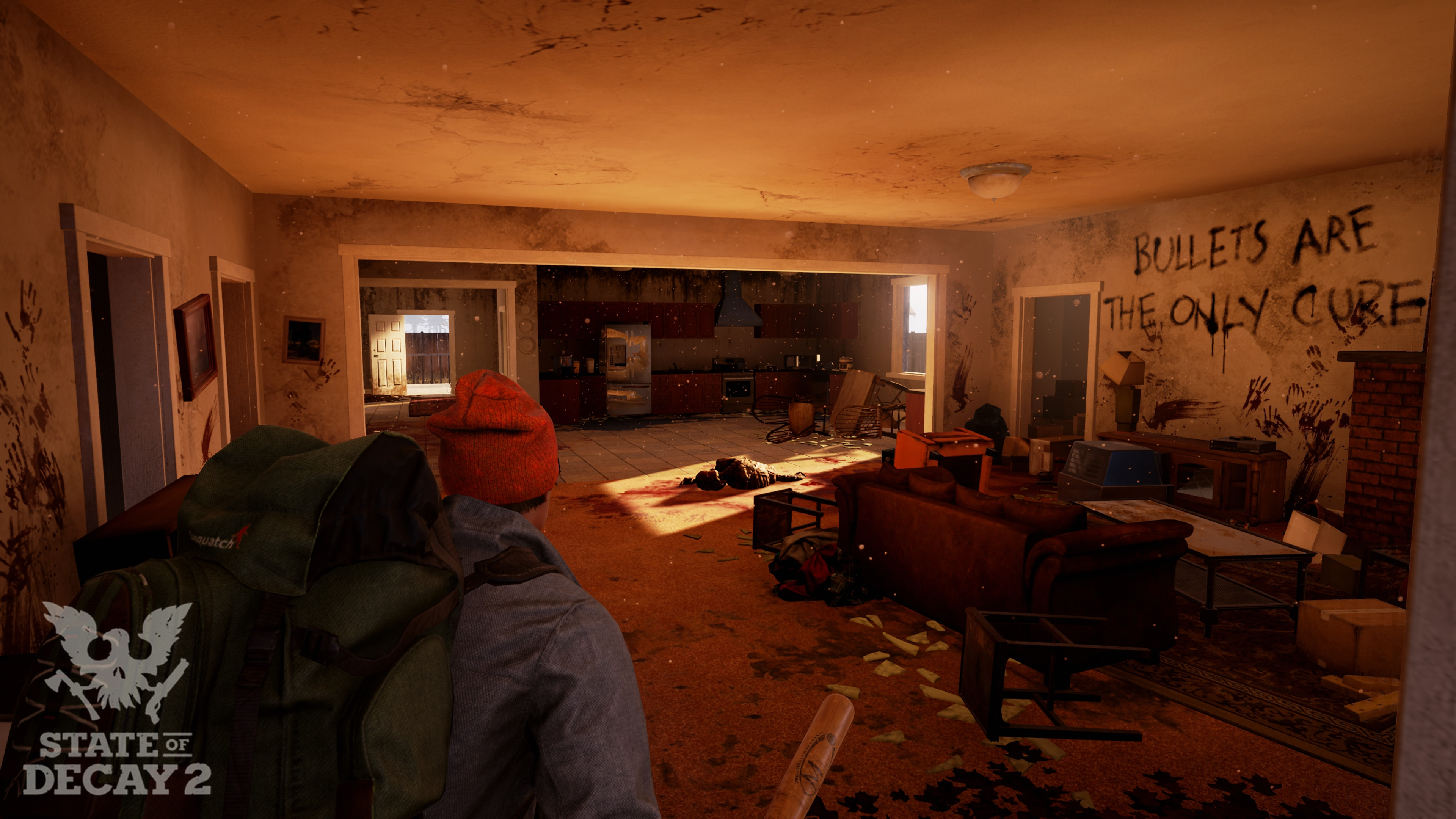 State of Decay will have big maps at