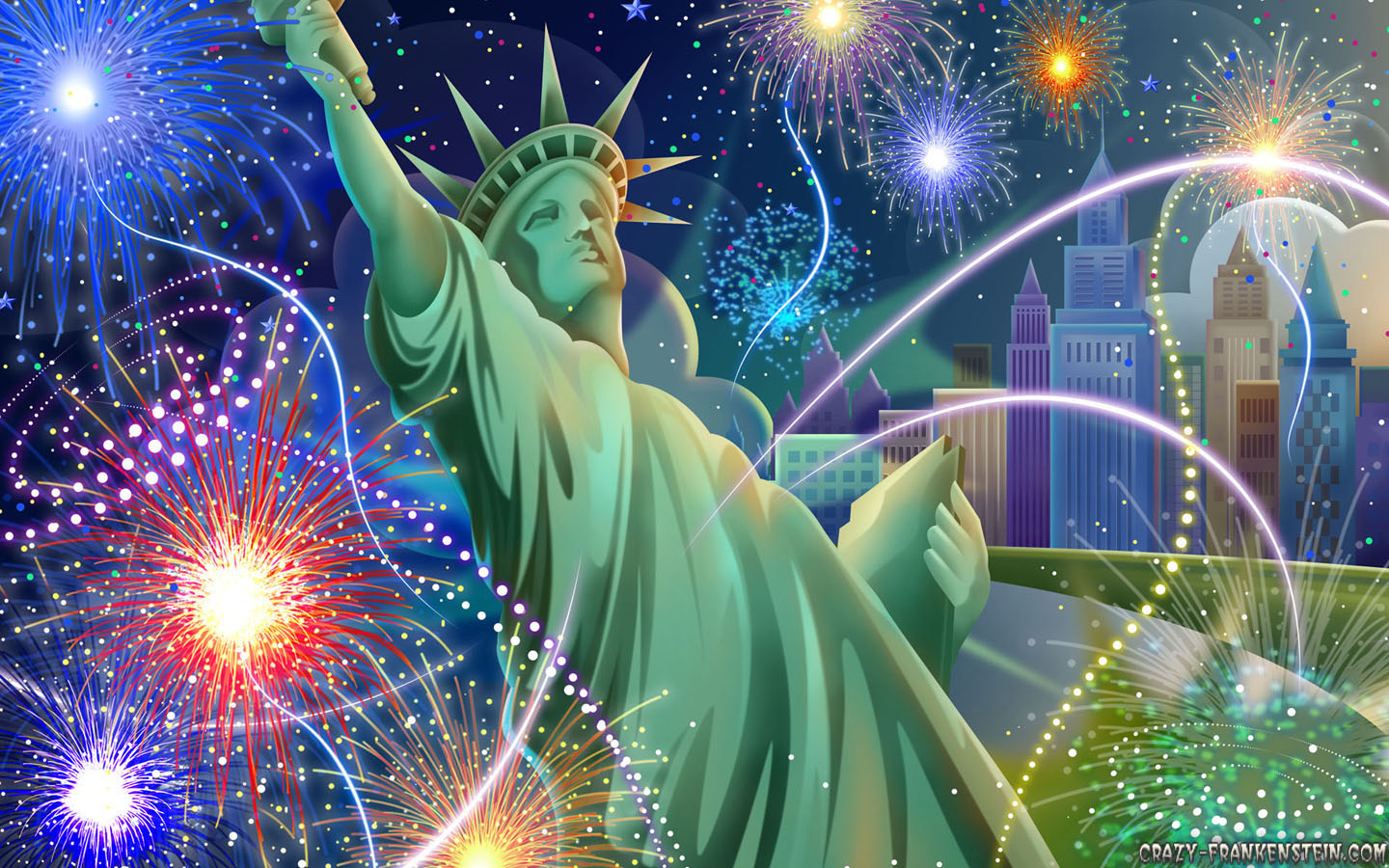 The Statue of Liberty Wallpapers  HD Wallpapers  1440x900