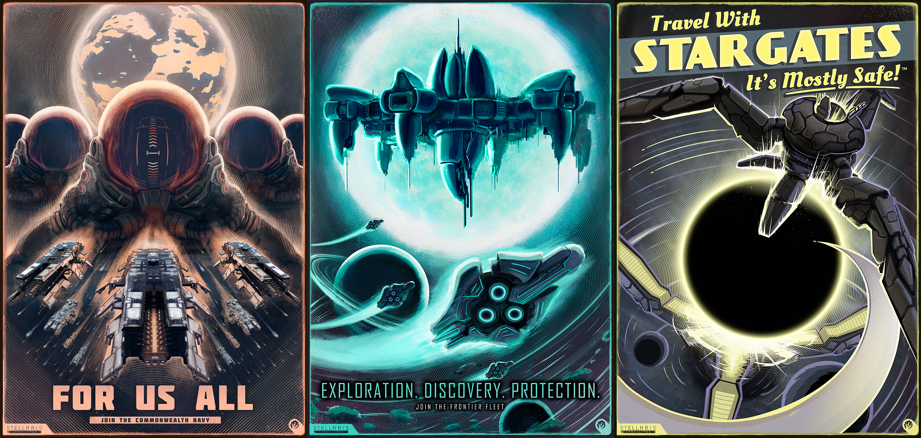 Steam Community  Stellaris Posters x