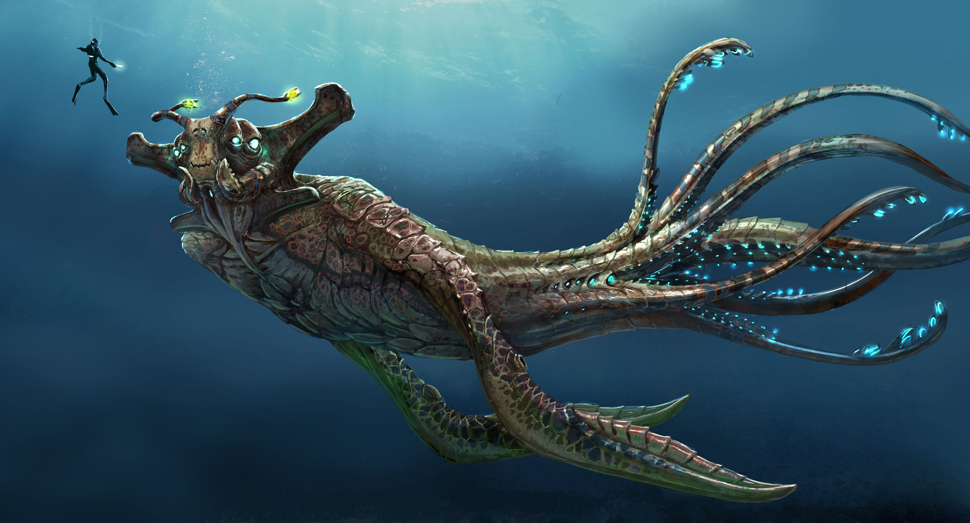 Subnautica HD Wallpapers Background Images Wallpaper
