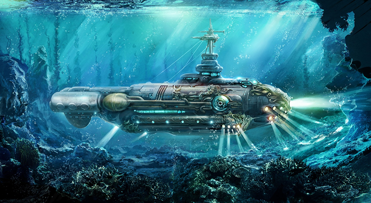 Submarines wallpaper images pictures