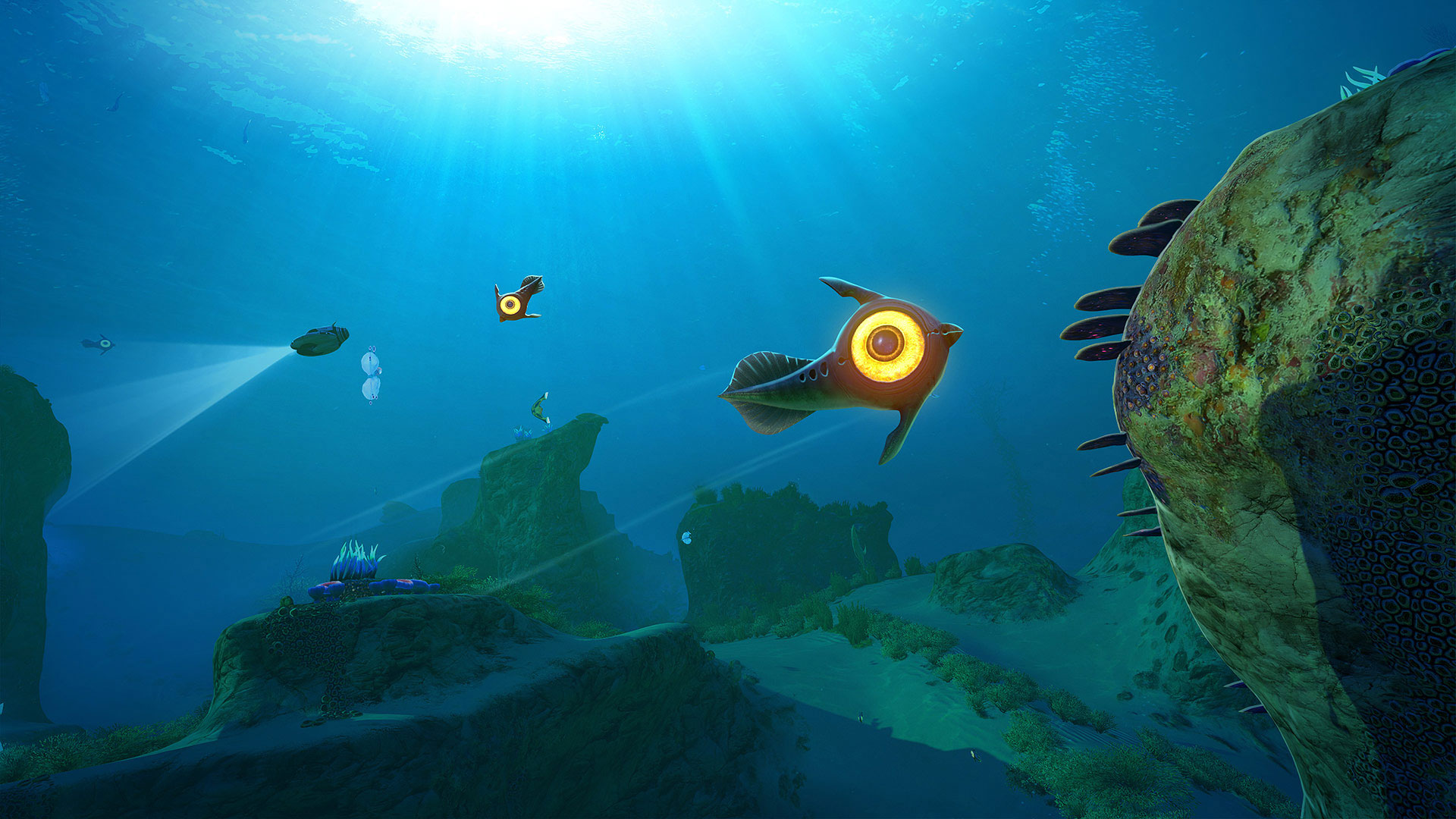 Image Gasopod  Subnautica Wiki FANDOM powered by