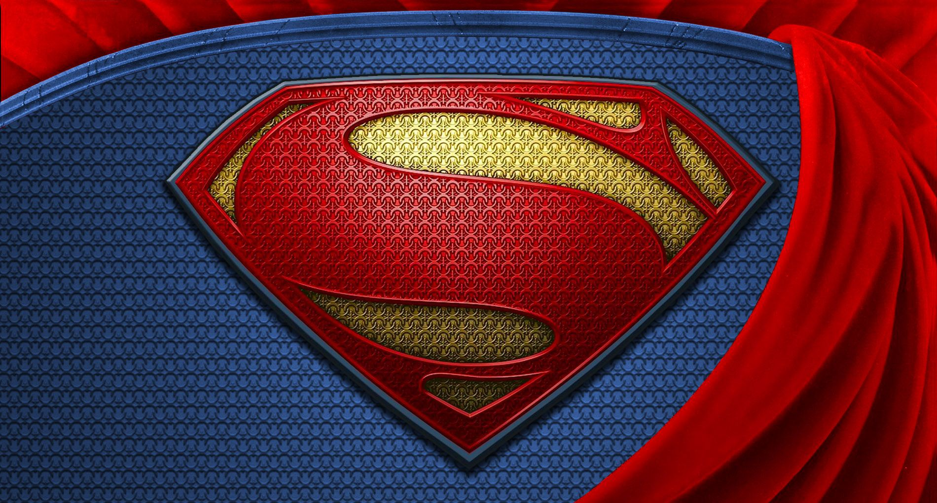 Superman Logo HD Wallpapers p   1900x1020