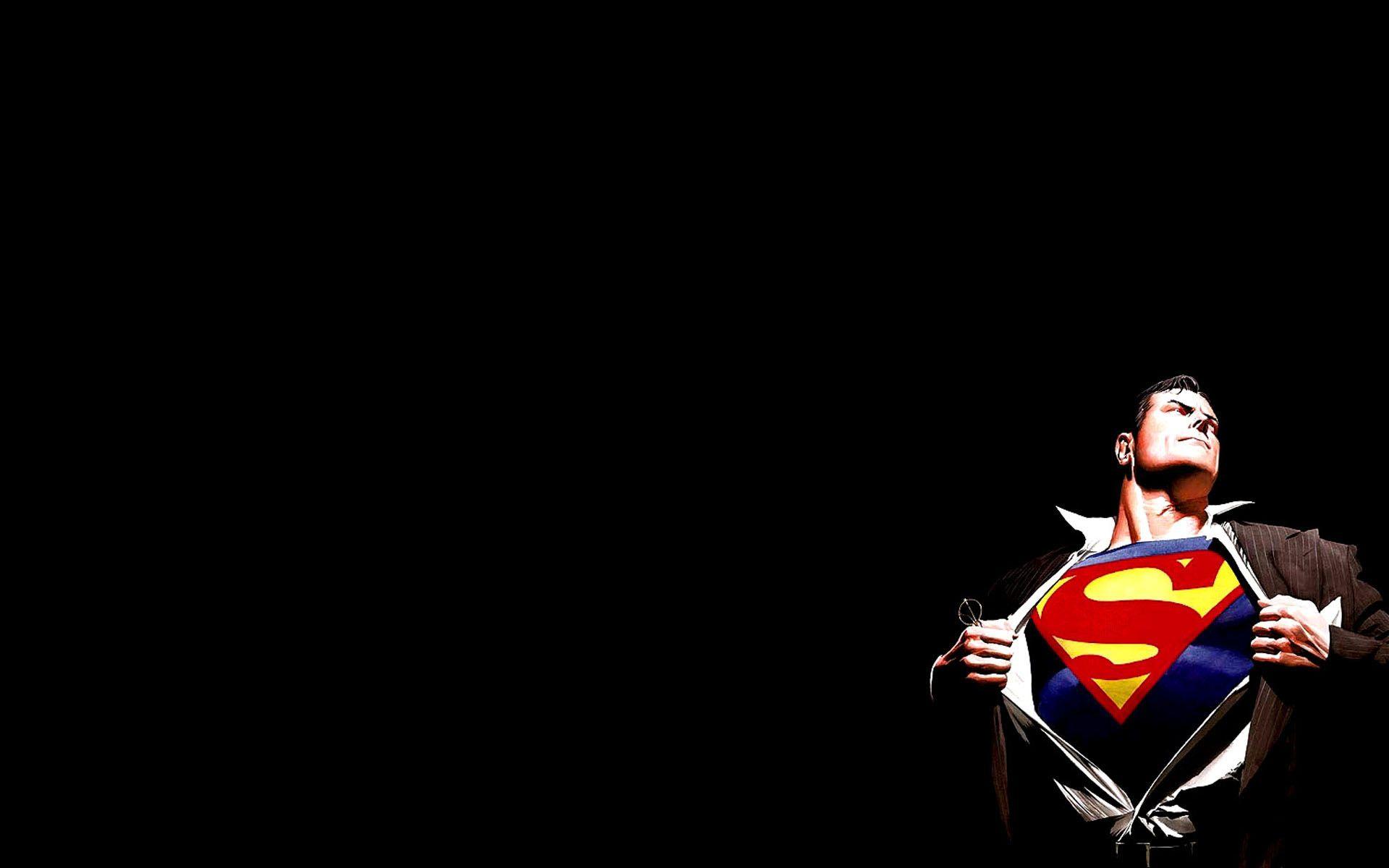 Superman Hd Wallpapers Backgrounds Wallpaper 1920x1200