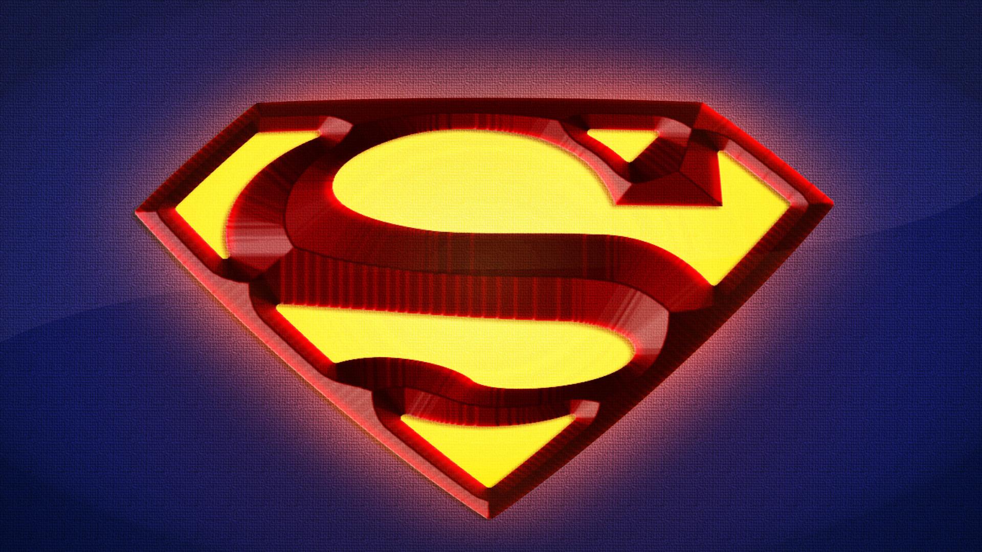 Superman Logo Hd Wallpapers Backgrounds Wallpaper 1920x1080