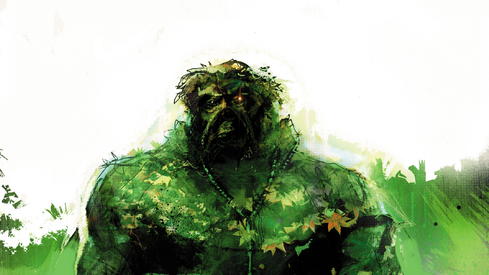 Swamp Thing HD Wallpapers Background Images Wallpaper