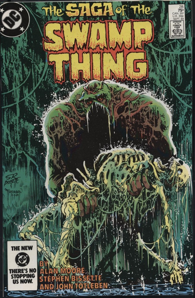 Swamp Thing wallpapers Comics HQ Swamp Thing pictures K