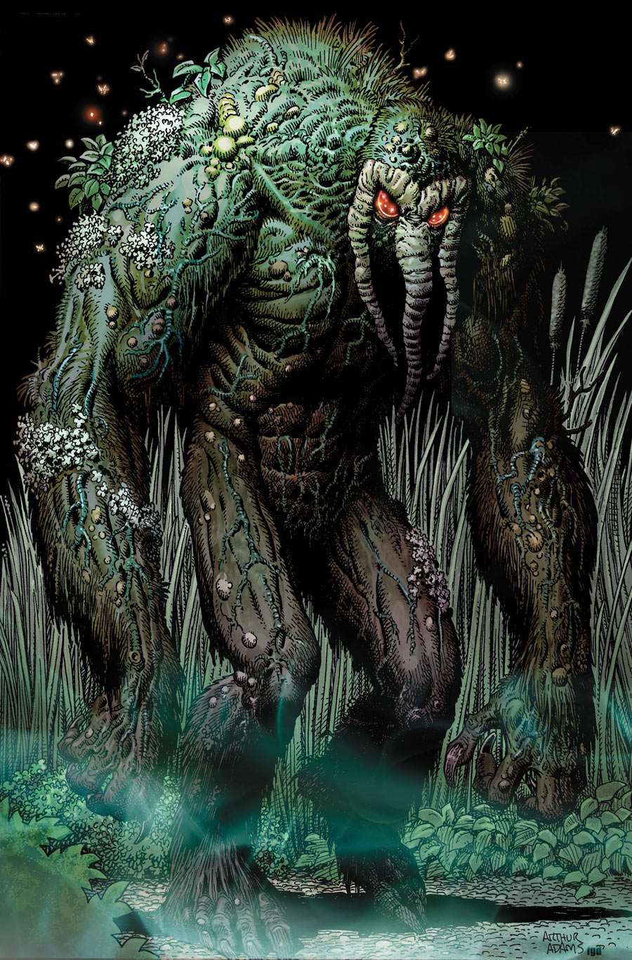 Swamp Thing Computer Wallpapers Desktop Backgrounds Desktop