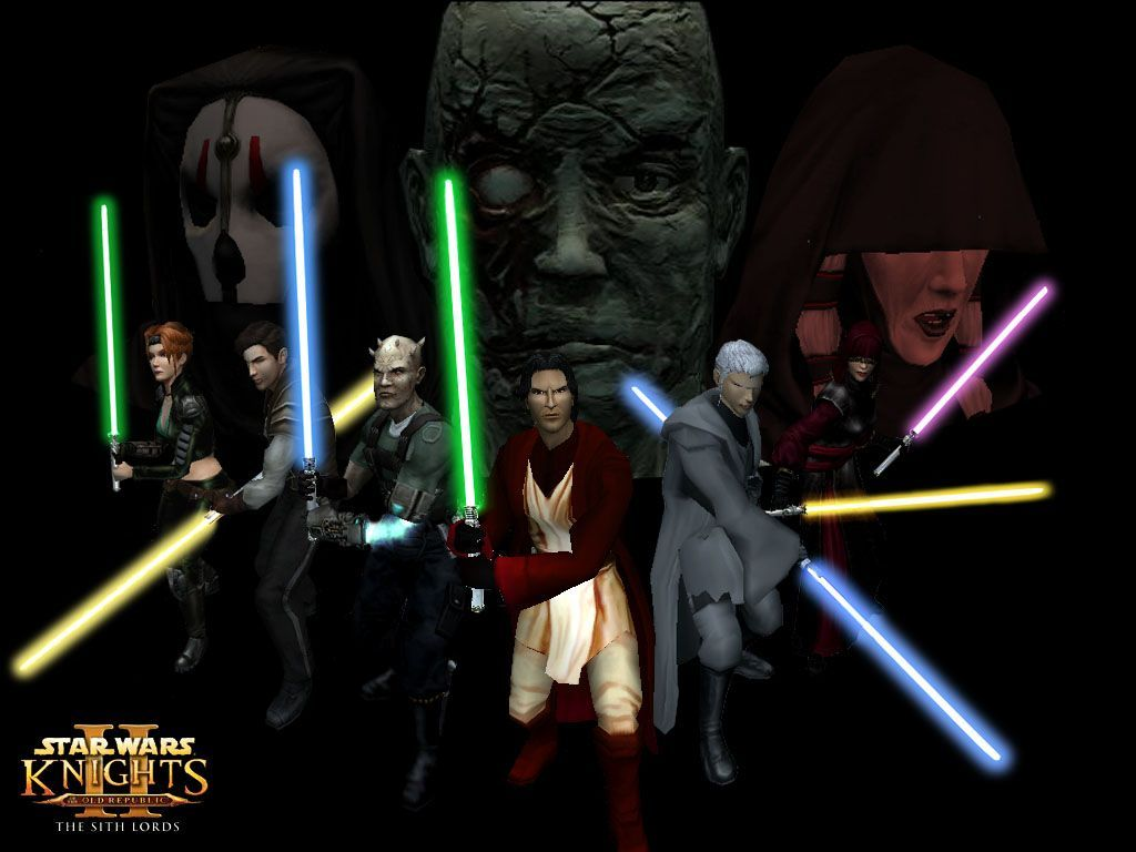 Star Wars Knights Of The Old Republic Wallpapers 1024x768