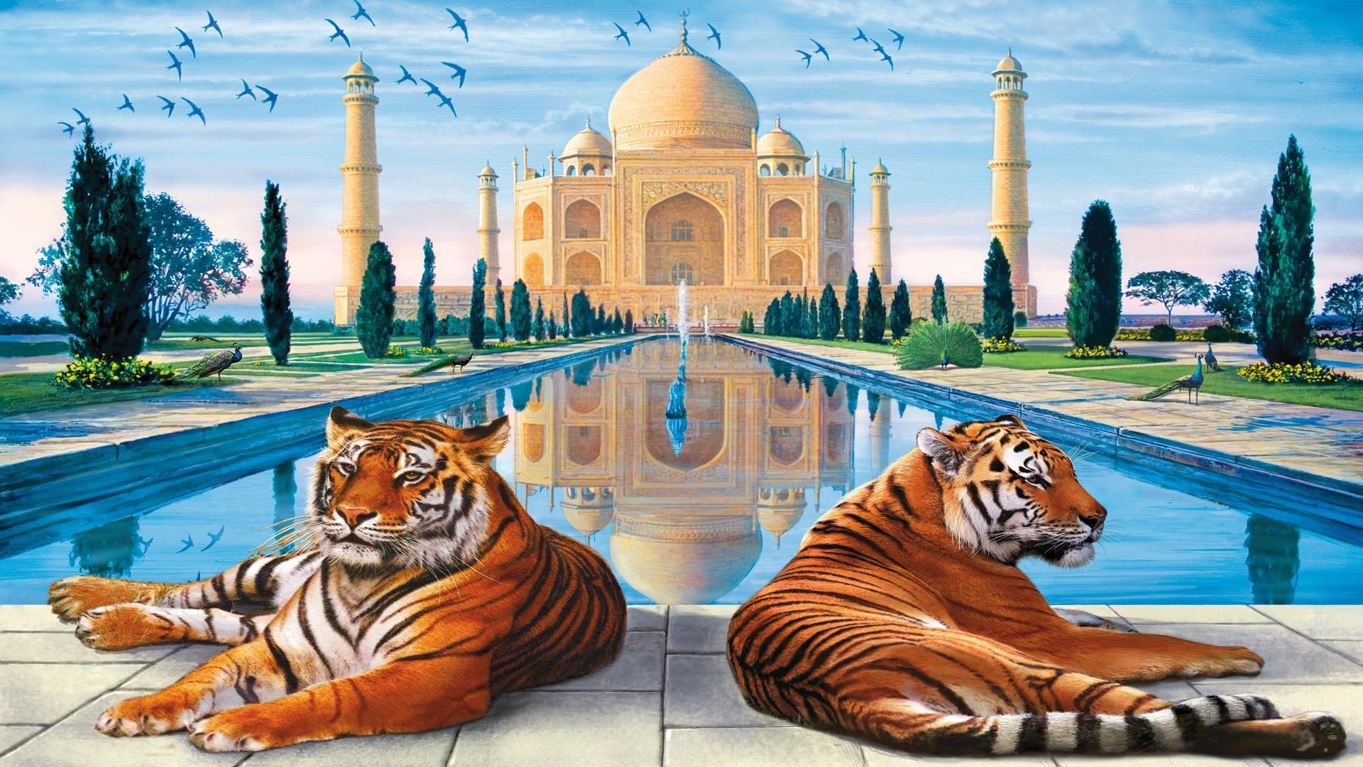 taj mahal wallpaper hd images ten hd wallpaper pictures images 1920x1080