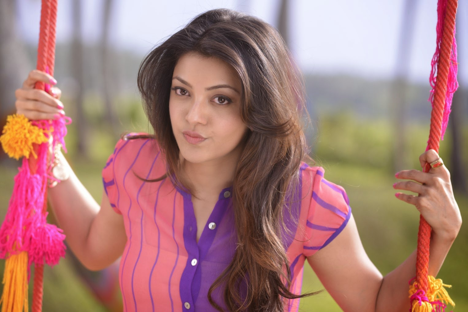 Picture kajal agarwal hot stills from jilla tamil movie 1526x1018 thecheapjerseys Images