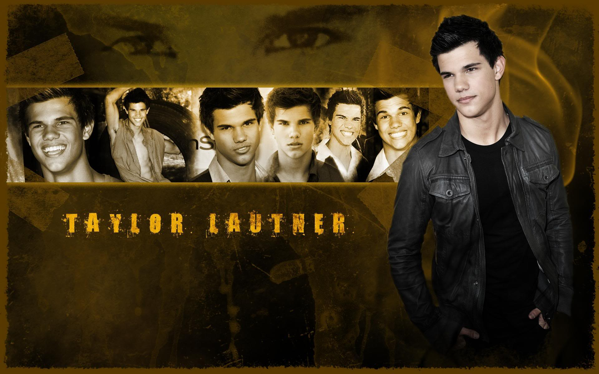Taylor Lautner Desktop Wallpaper  Free Wallpapers and Pics HD 1920x1200