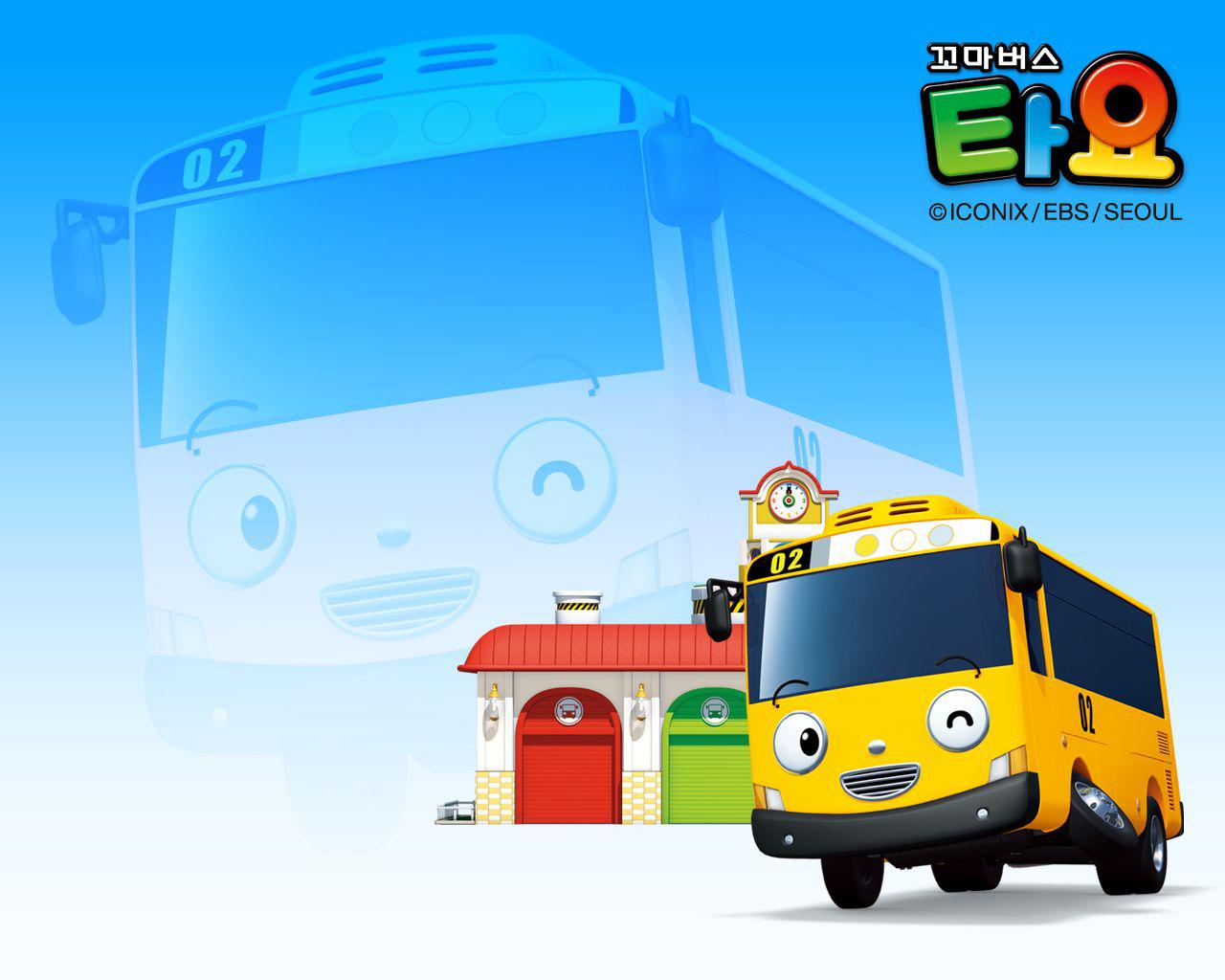 Tayo The Little Bus Wallpapers Wallpaper