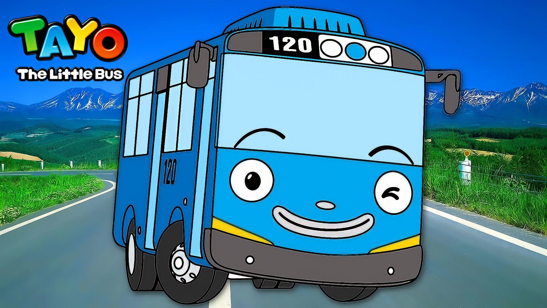 Watch Tayo the Little Bus Prime
