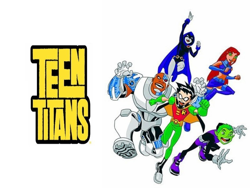 Teen Titans Wallpaper HD   800x600