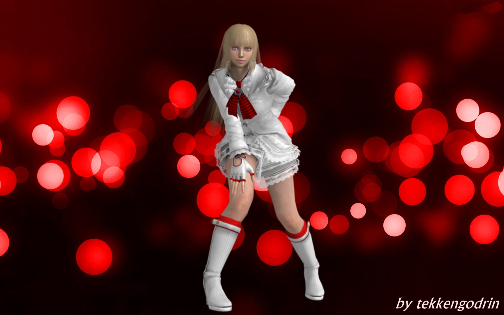 Tekken Lili Wallpaper Group  1680x1050