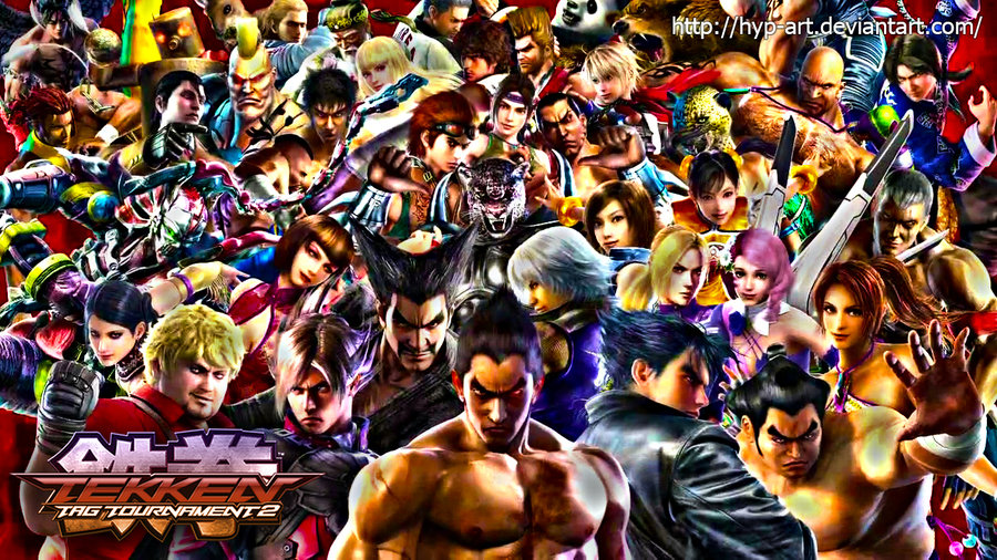 Tekken Tag Tournament Lars Wallpaper by ElvinJomar on DeviantArt 900x506