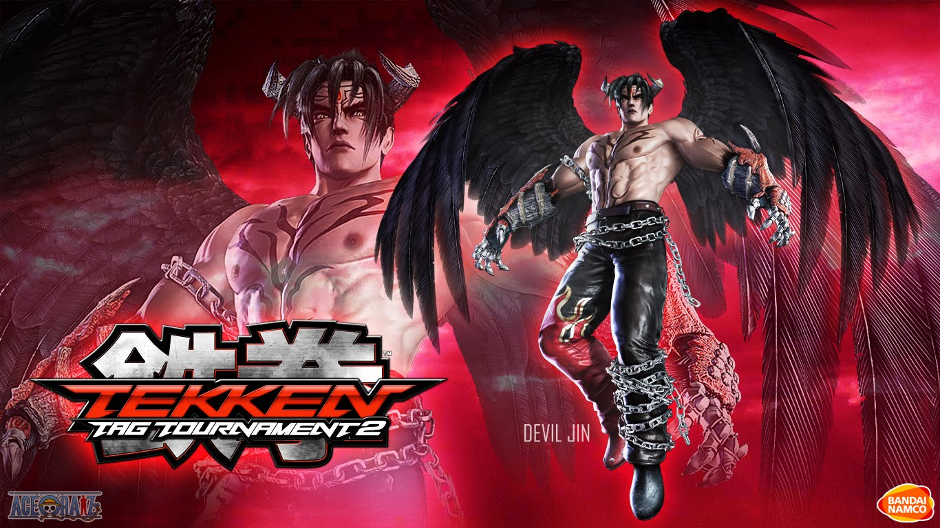 Tekken Tag Tournament Wallpaper All Characters By Hypart On 1366x768