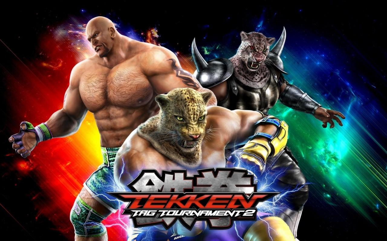 Tekken Tag Tournament Lars Wallpaper By ElvinJomar On DeviantArt 1280x800