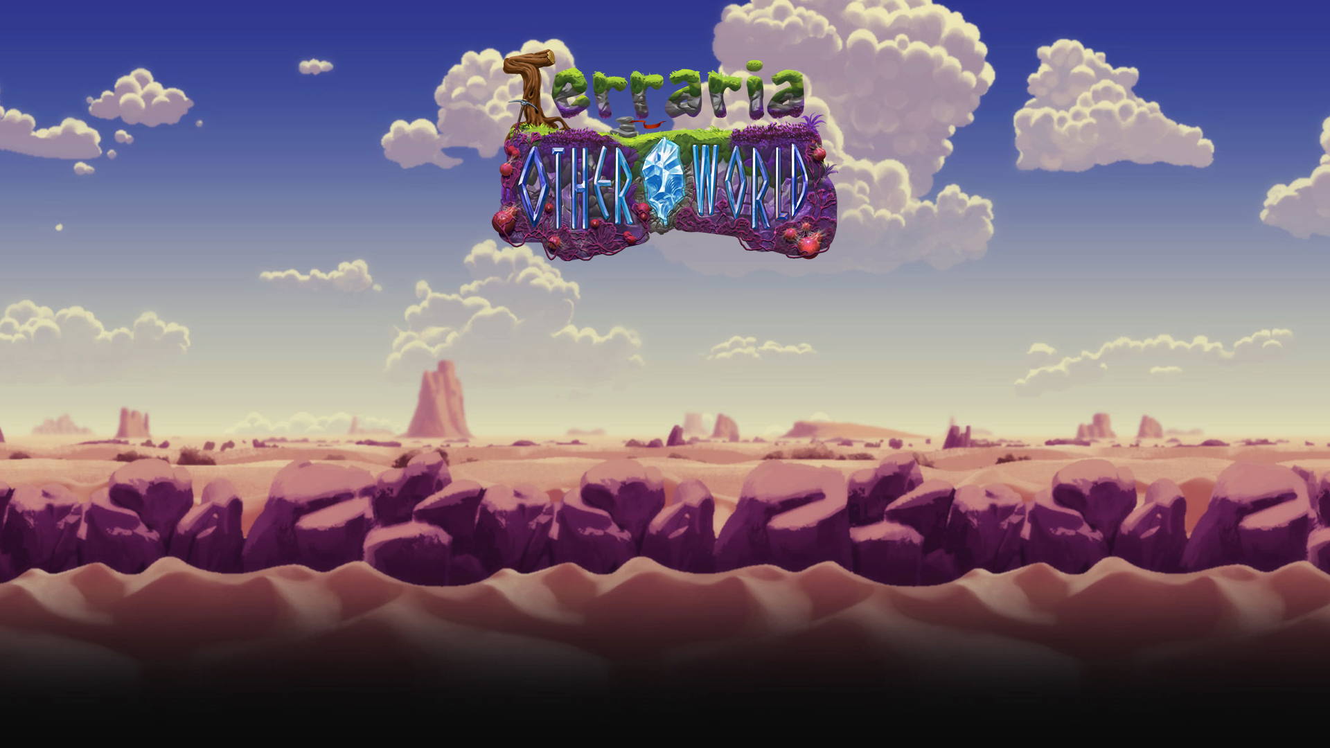 Terraria wallpaper for ps YouTube 1920x1080