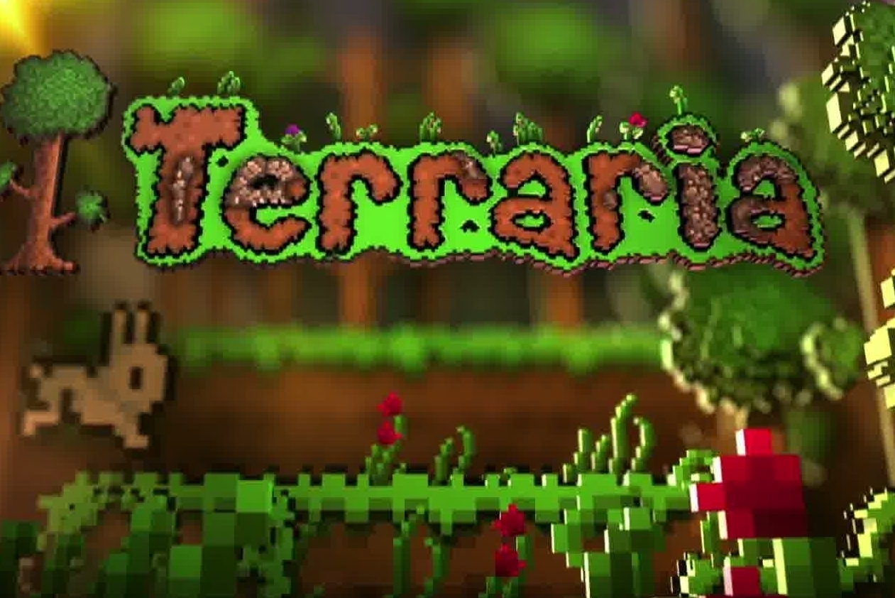images about Terraria wallpaper on Pinterest  Eyes, Boss 1261x842