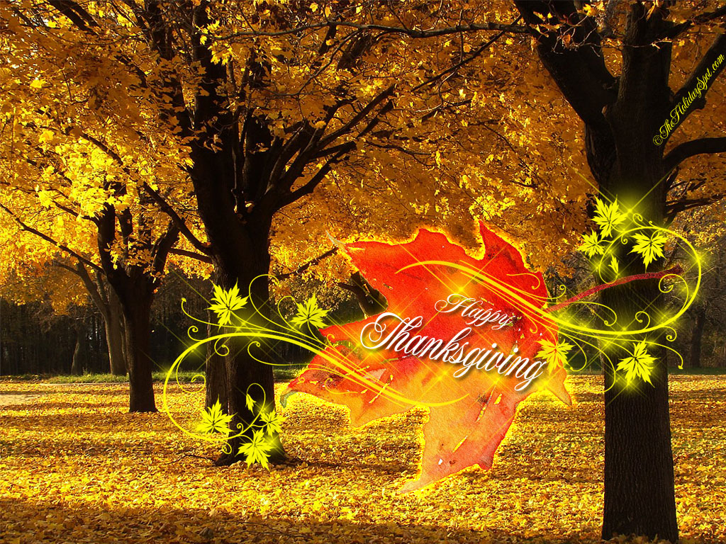 Thanksgiving Day  Holiday wallpapers  page Crazy Frankenstein 1024x768