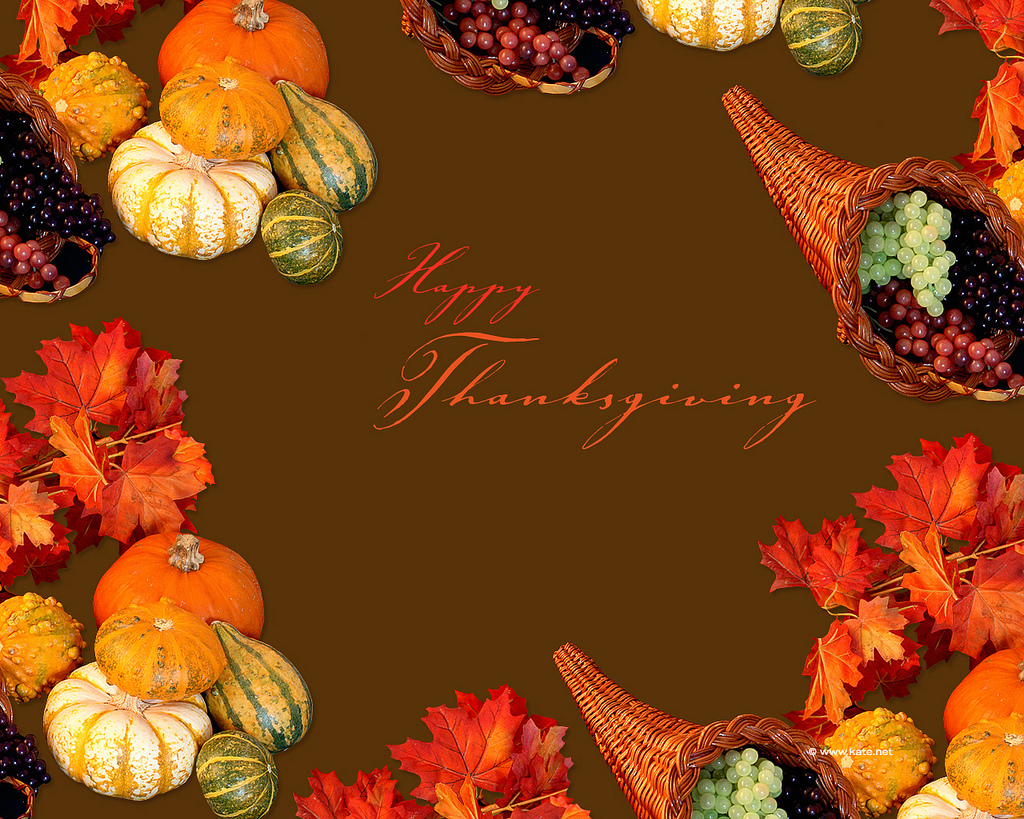 Thanksgiving Day Wallpapers, Backgrounds  Images on the App Store 1024x819