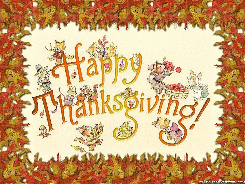 images about Thanksgiving Wallpapers on Pinterest 1024x768