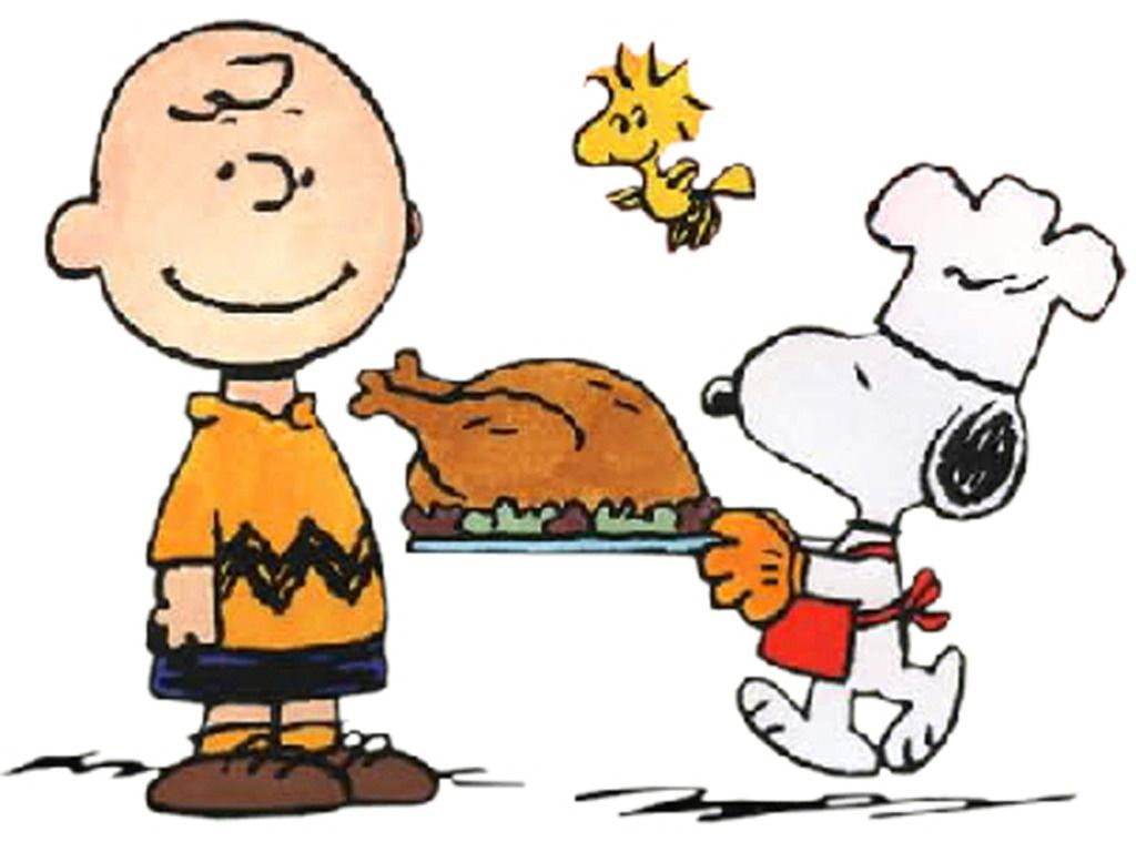 Peanuts Thanksgiving Wallpapers Wallpaper 1024x768