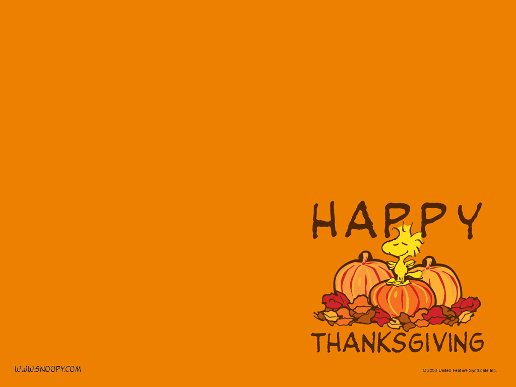 Free Thanksgiving Wallpapers 1024x768
