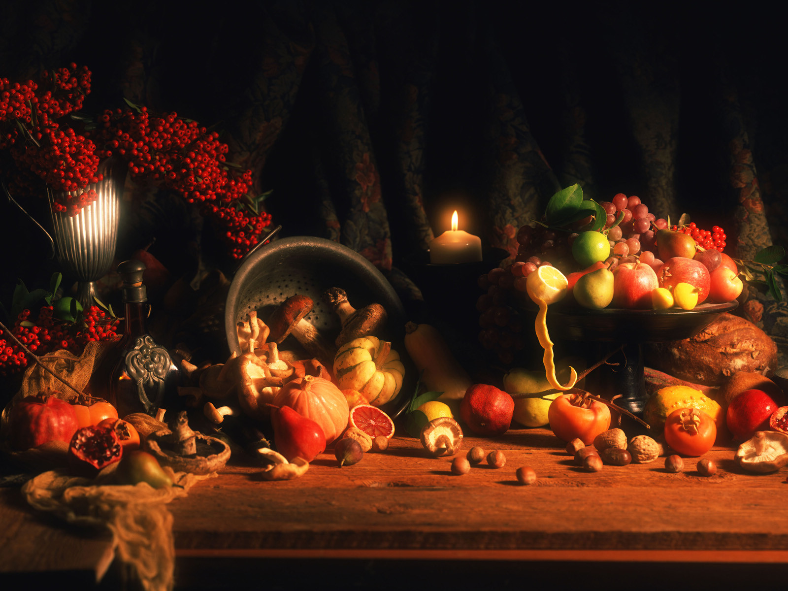 Thanksgiving Wallpapers Free 1600x1200