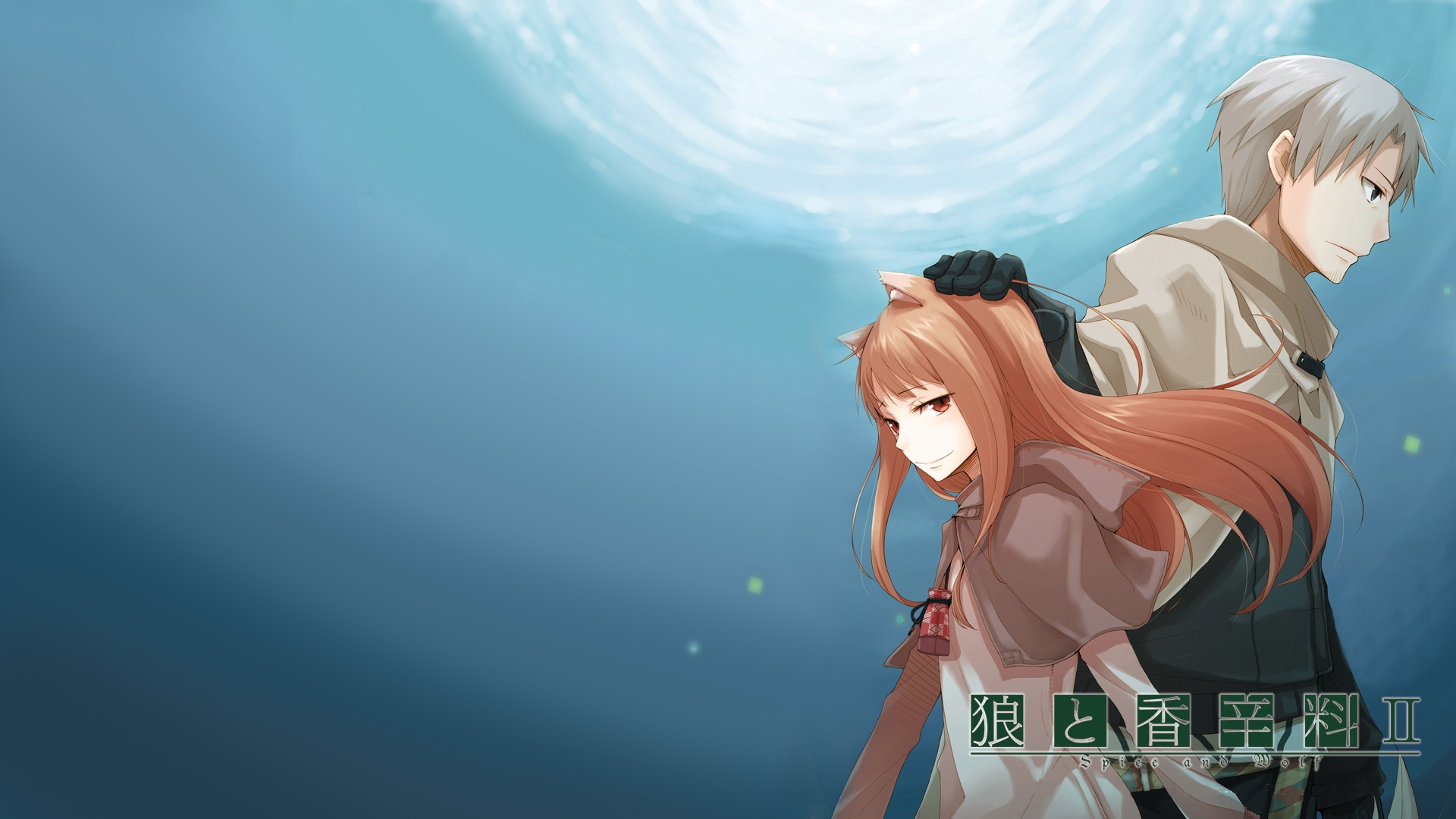 Download Wallpaper x Spice and wolf Horo Girl Fox HD HD