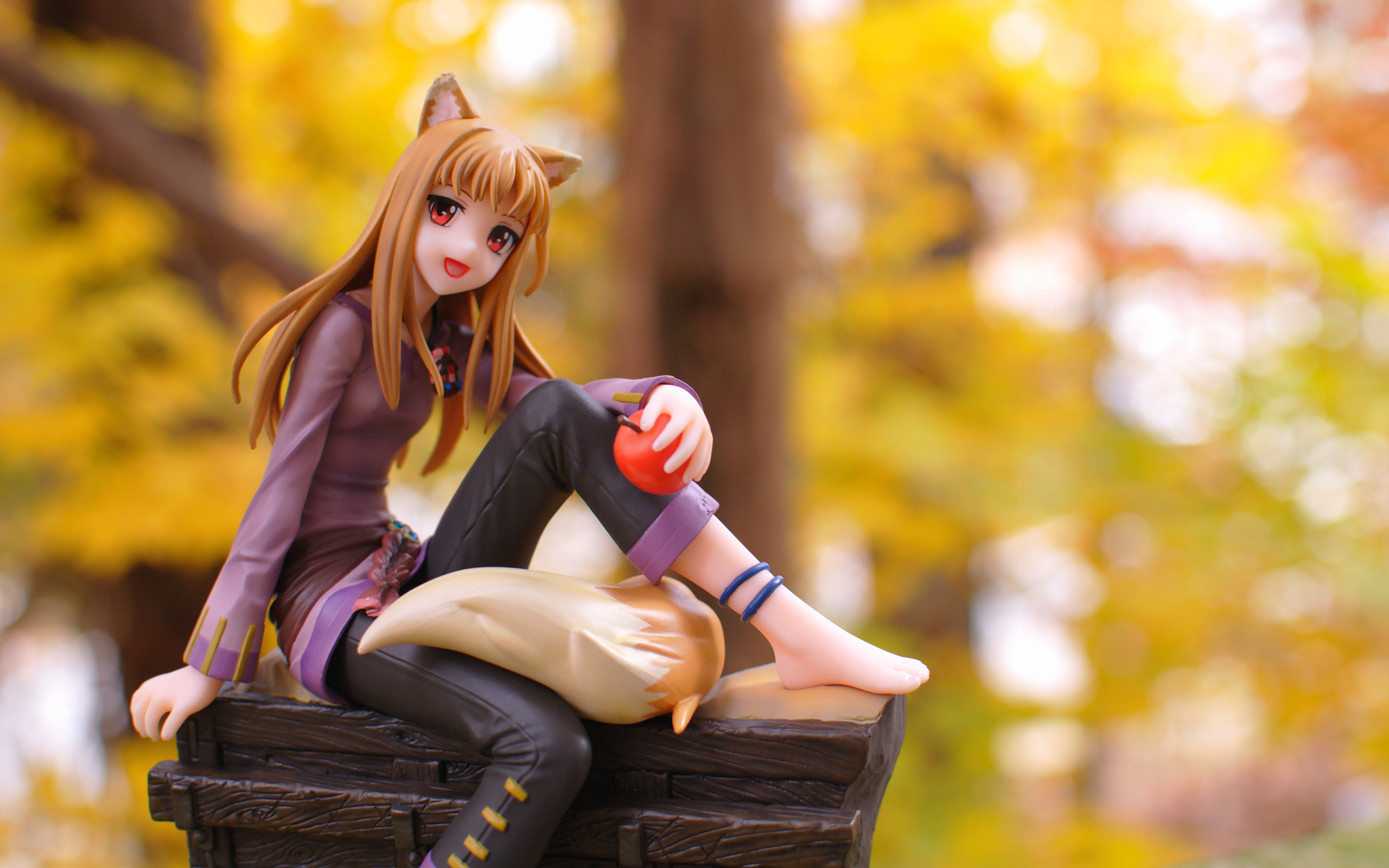 Spice And Wolf Holo and Lawrence wallpaper Anime wallpapers