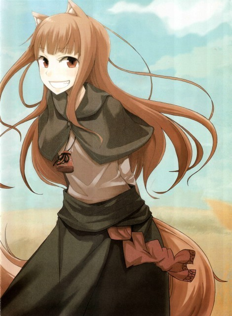 Spice and Wolf wallpaper ·① Download free full HD backgrounds for