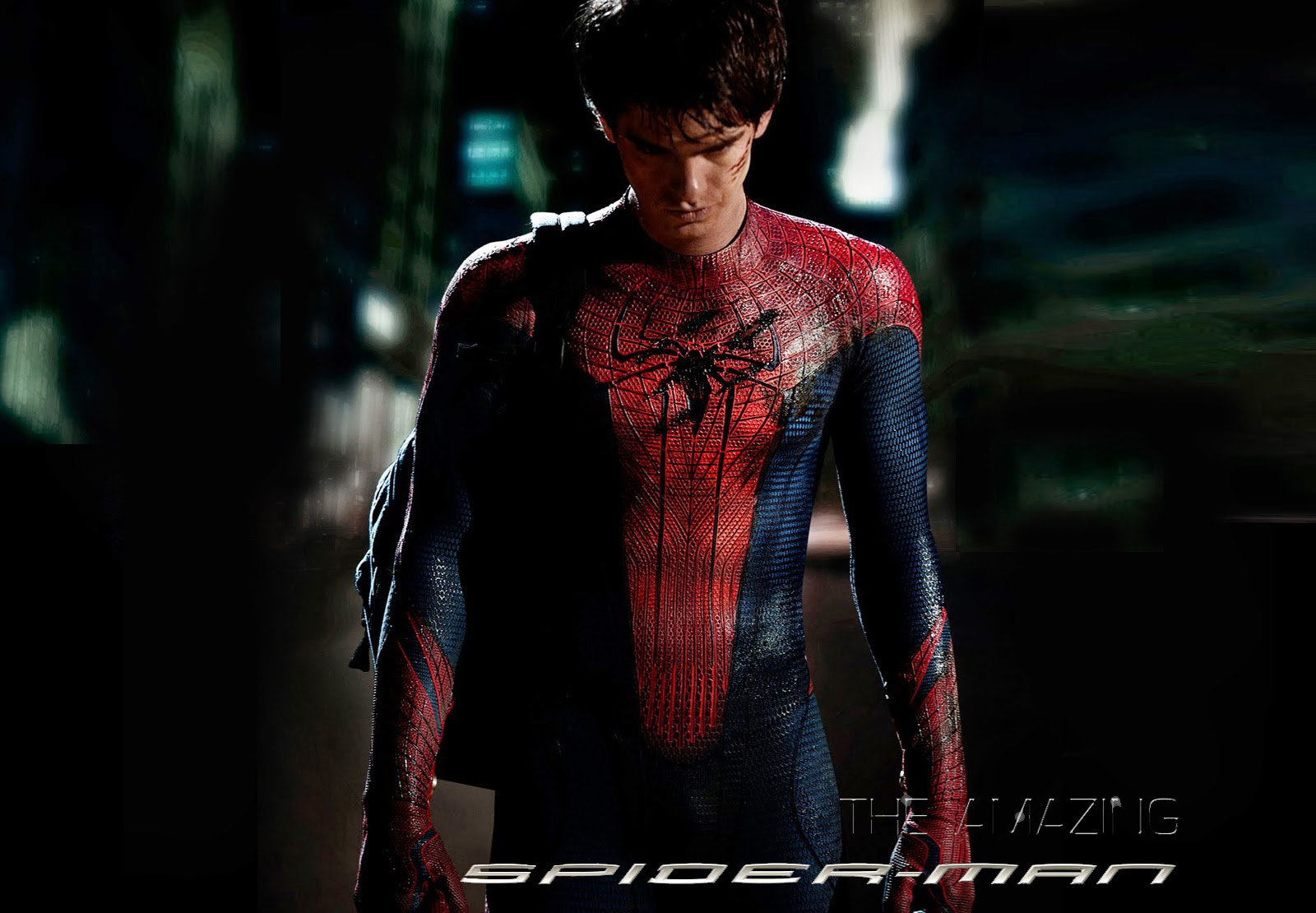 The Amazing SpiderMan D HD desktop wallpaper : High Definition 1600x1110