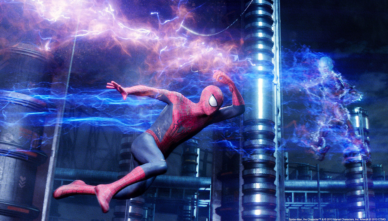 The Amazing SpiderMan  Movie HD Wallpapers 1600x910