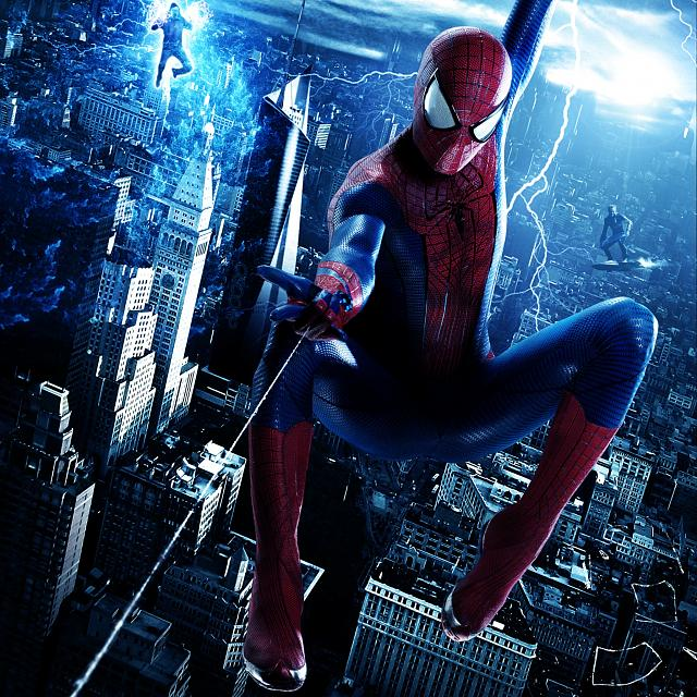 The Amazing Spider Man  Wallpapers HD  WallpapersPack 640x640