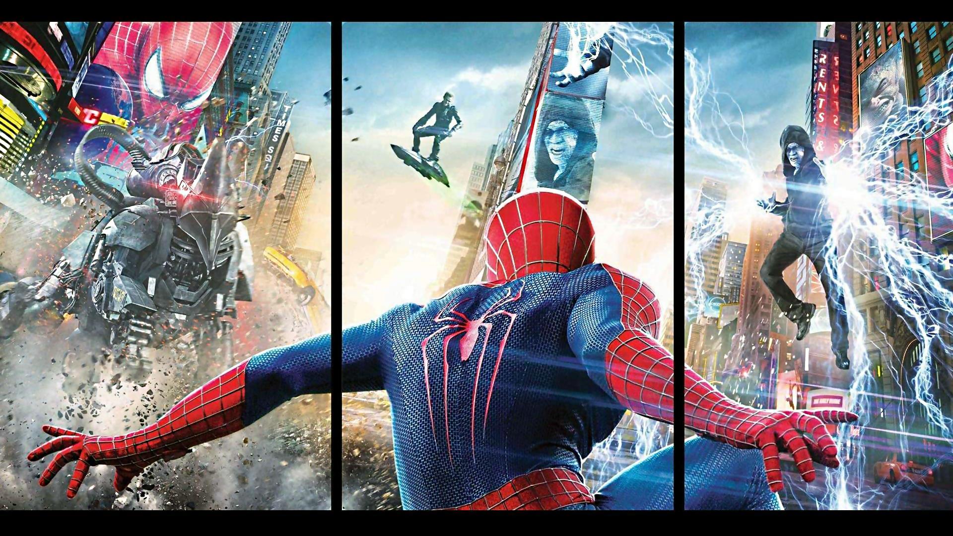 Amazing Spiderman Symbol Wallpaper Images Free Download 1920x1080