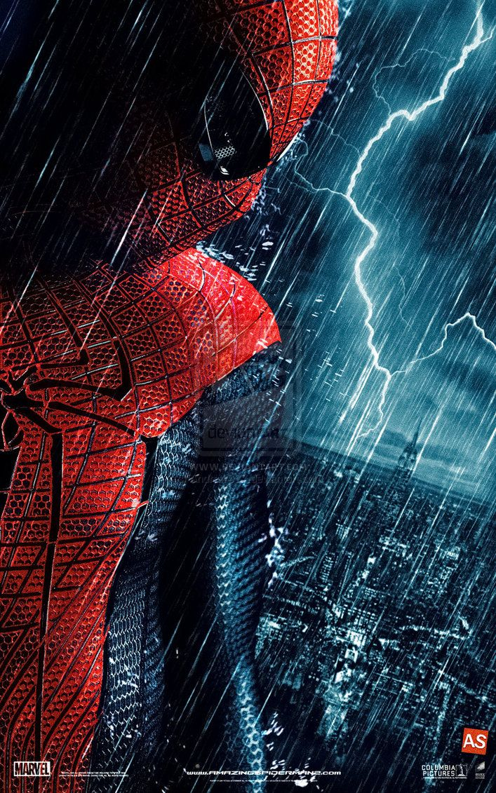 The Amazing Spider Man Wallpaper Hd 707x1131