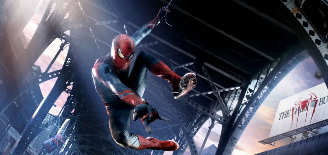 The Amazing SpiderMan  HD Wallpapers  All HD Wallpapers 1116x528