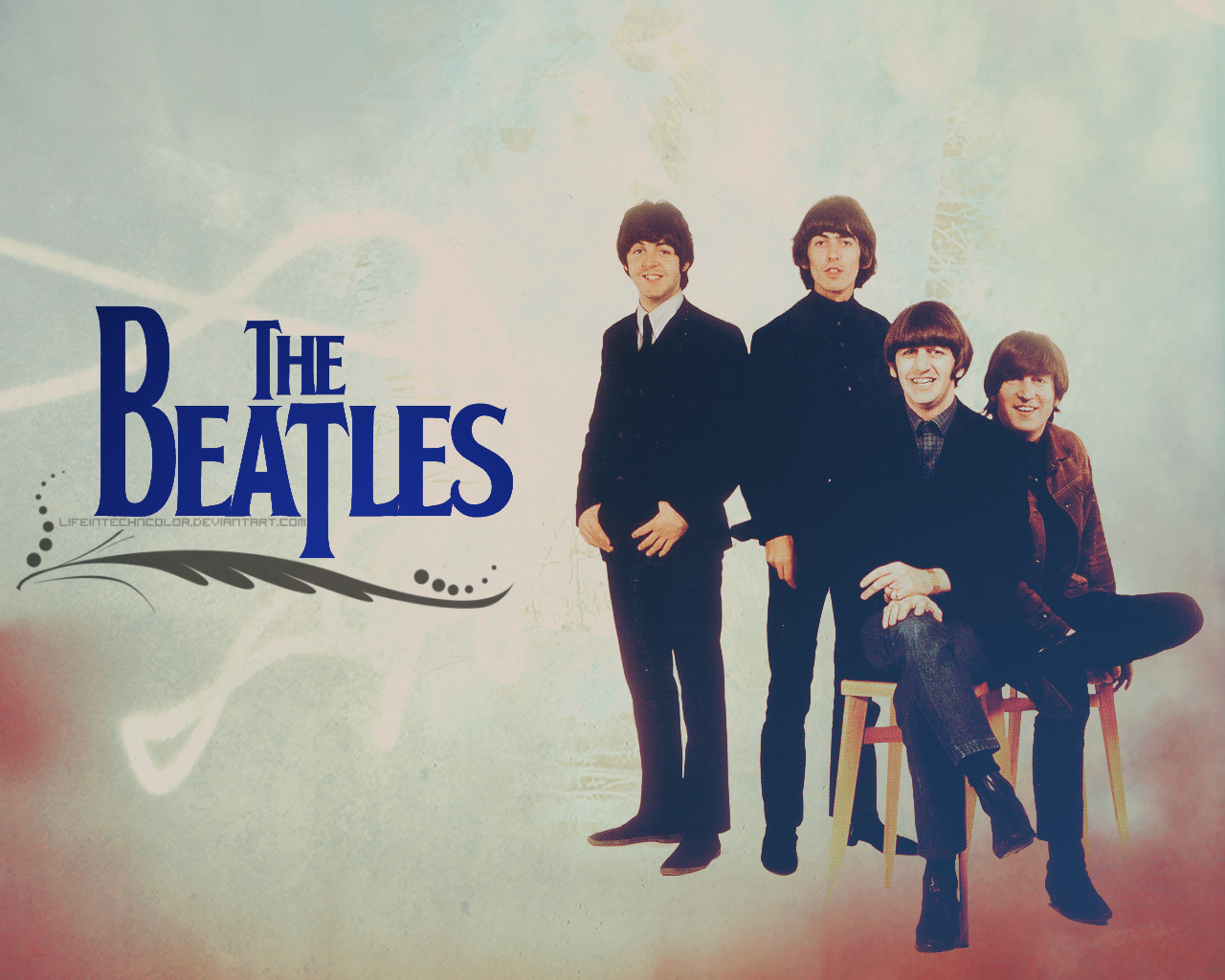 The Beatles Wallpapers Hd 1280x1024