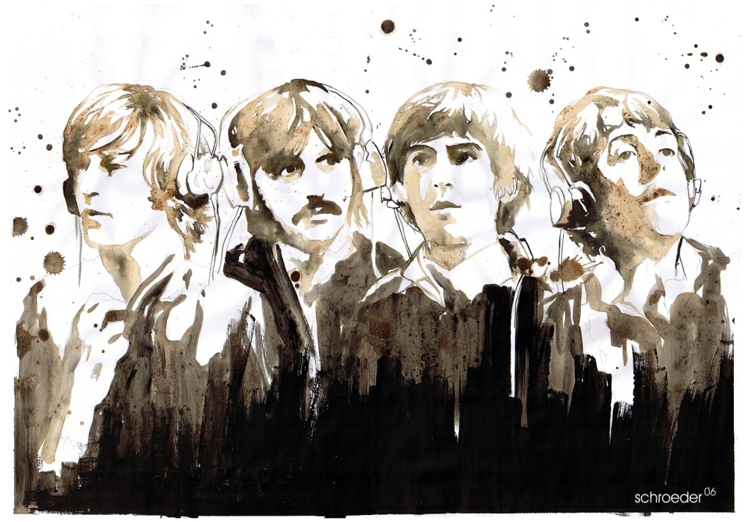 The Beatles Wallpapers Wallpaper 1060x740