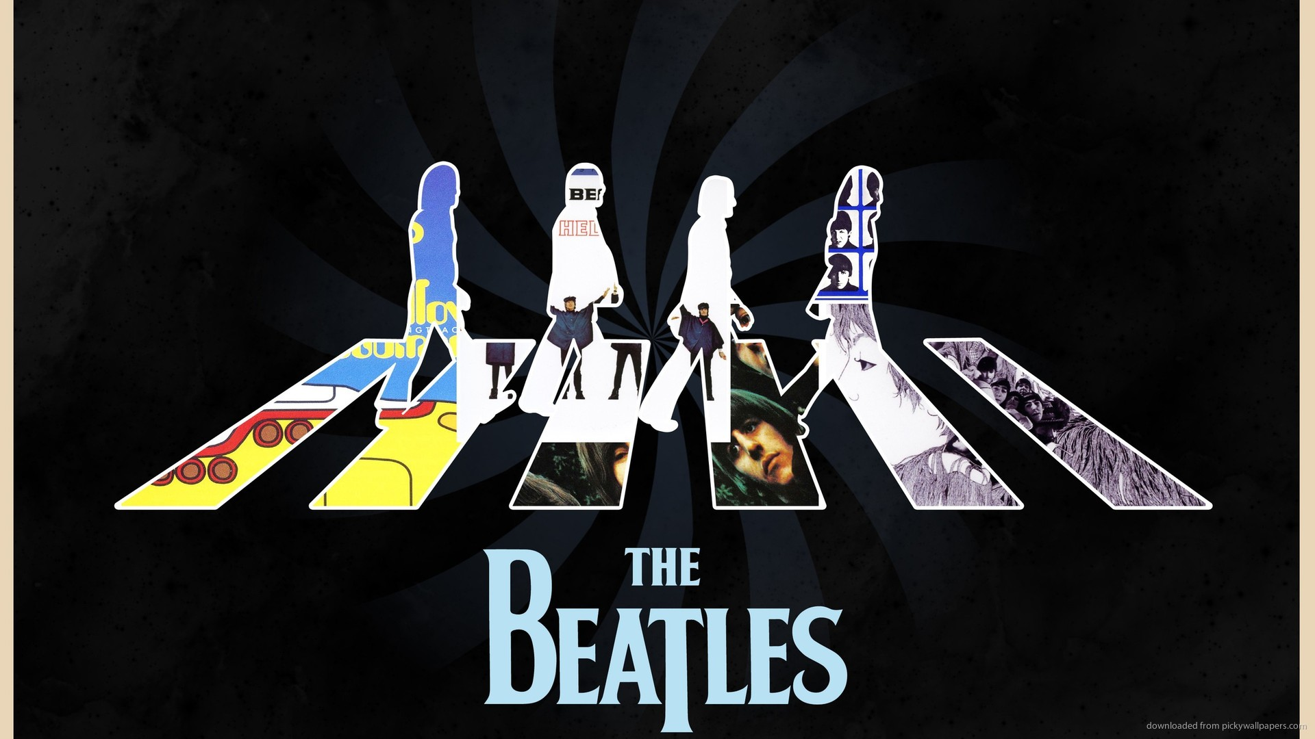 The Beatles Iphone Wallpaper Group 1920x1080
