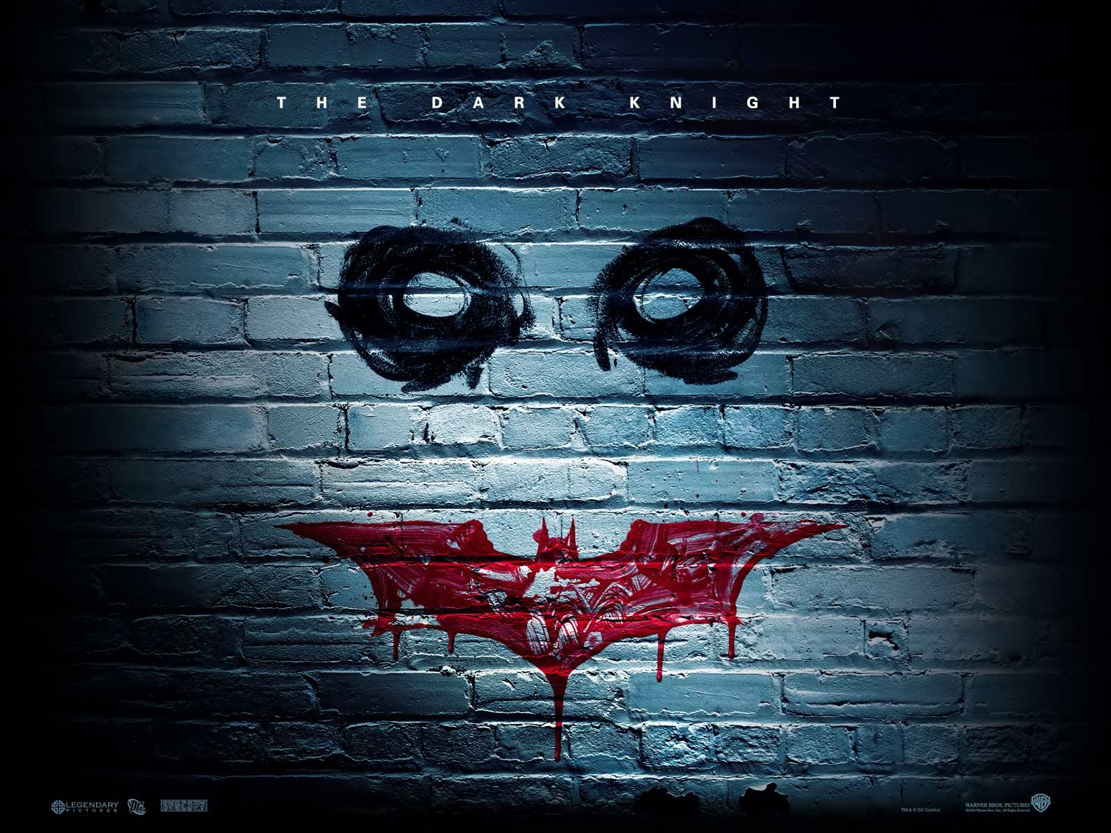 Wallpaper Batman The Dark Knight 1600x1200